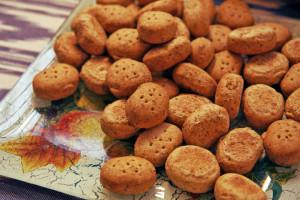 Ricas galletas para perros saludables